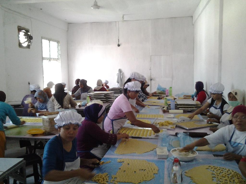 Produsen Jual Kue Kering lebaran Pekabaru Riau kampoengcookies 2