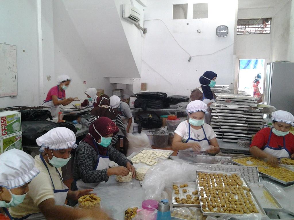 Produsen Jual Kue Kering lebaran Pekabaru Riau kampoengcookies 4