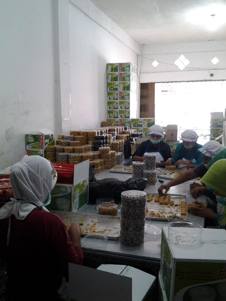 Produsen Jual Kue Kering lebaran Pekabaru Riau kampoengcookies 6
