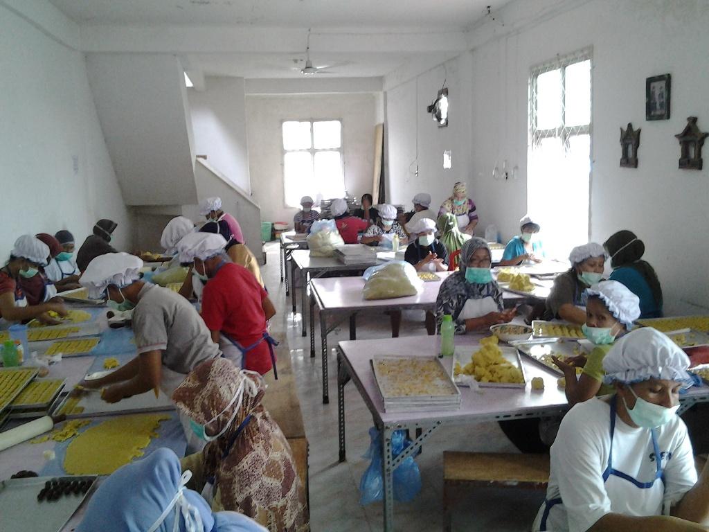 Produsen Jual Kue Kering lebaran Pekabaru Riau kampoengcookies 8