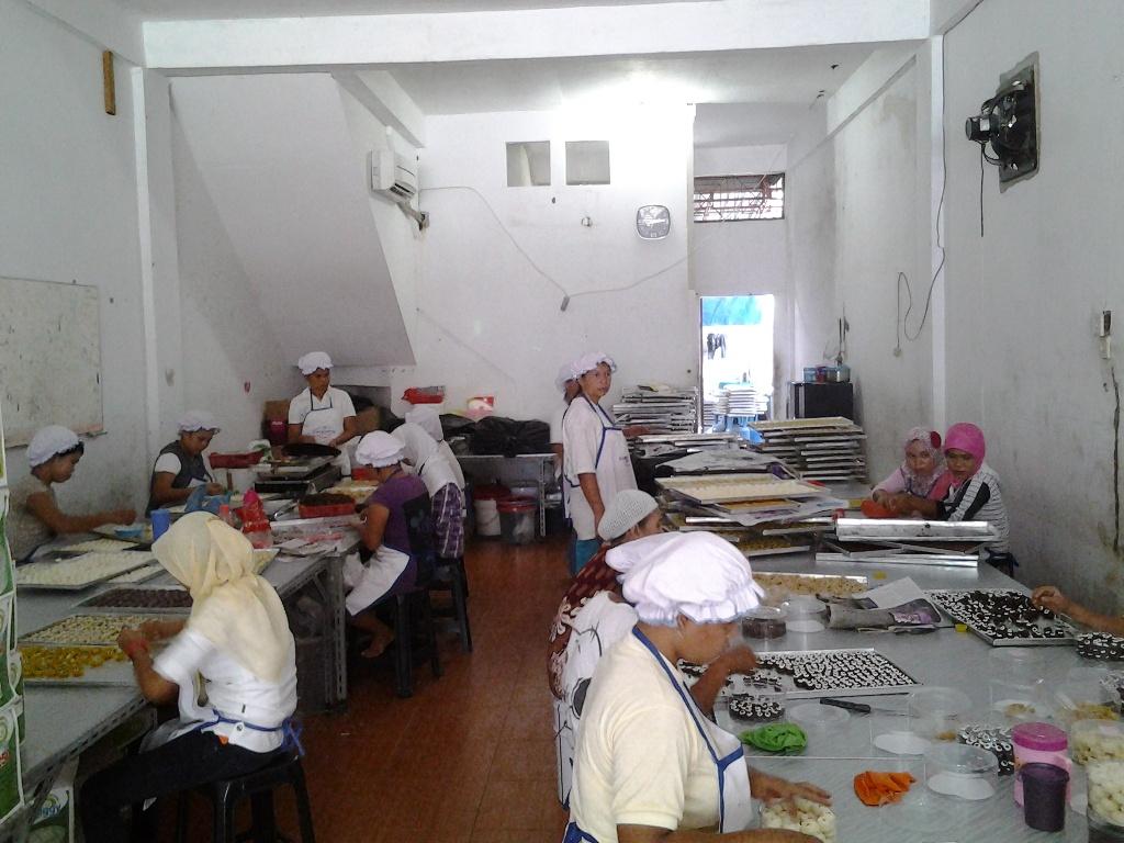 Produsen Jual Kue Kering lebaran Pekabaru Riau kampoengcookies