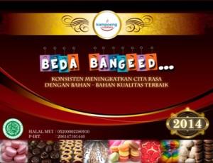 Dowload Katalog Kue Kering Lebaran Kampoeng Cookies Pekanbaru