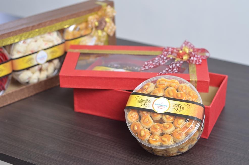 Kampoeng Cookies menjual kue kering lebaran pekanbaru riau dengan harga murah dan enak